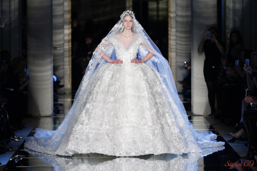 Amour en Cage – Zuhair Murad Couture PE2016
