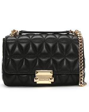 Michael Kors Sloan Large Quilted Cross Body Bag