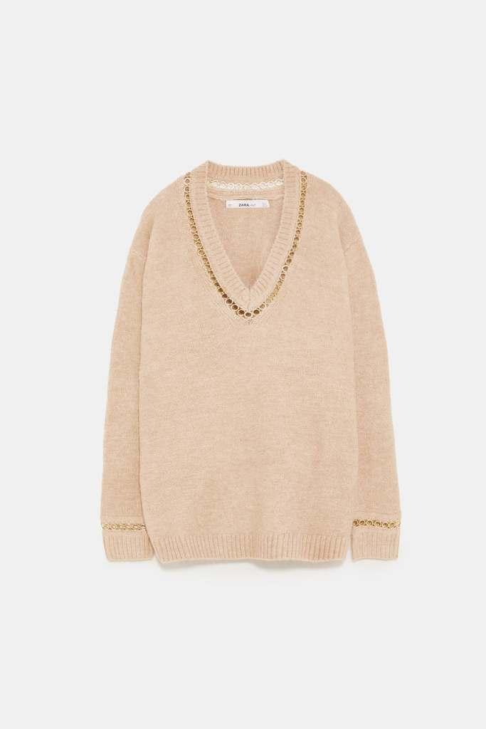Zara Sweater Cream