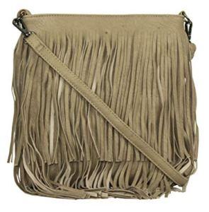 Amazon Fringe Bag