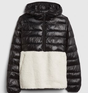 GAP Teddy Puffer Jacket
