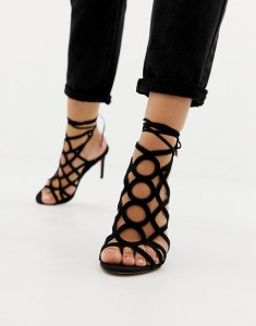 ASOS Design Caged Sandals