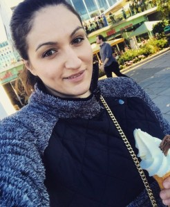 Out & About With Ice-Cream