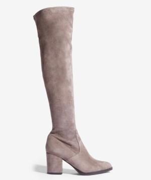 Karen Millen Suede Over The Knee Boots