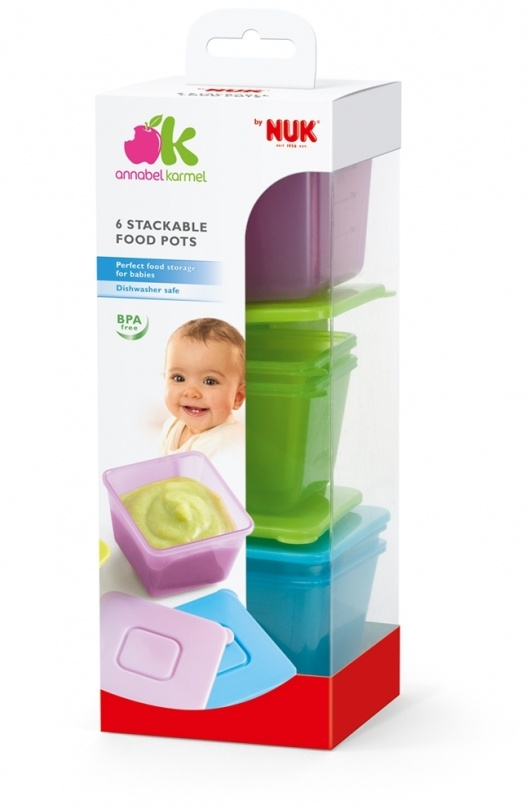 Baby Stacking Pots