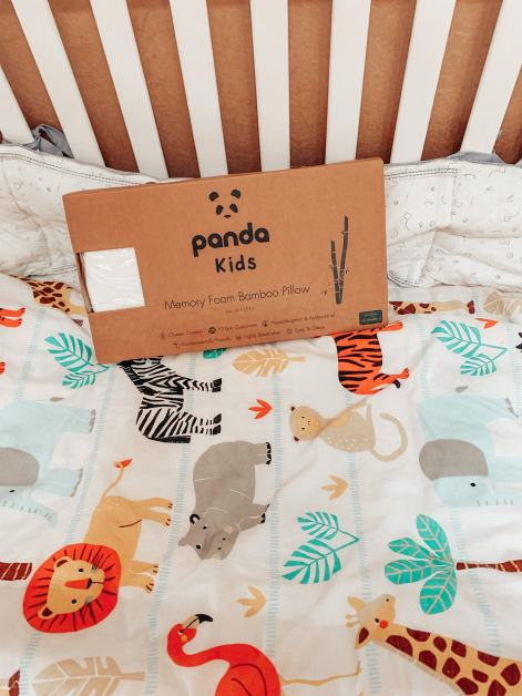My Panda Life Bamboo Toddler Pillow – Gifted Review