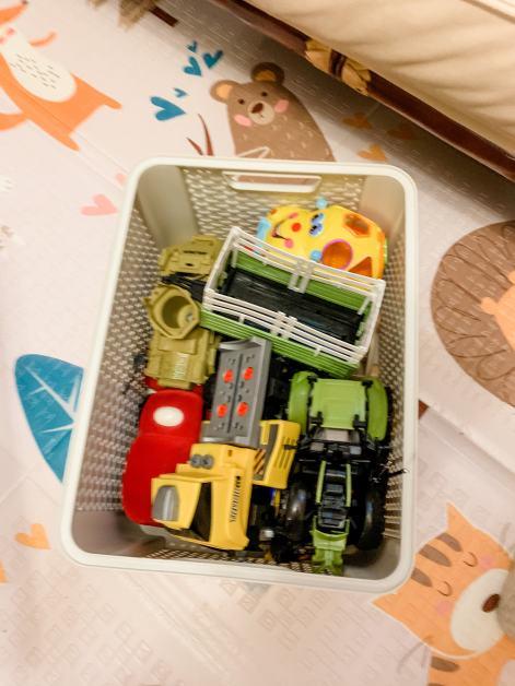 categorised toys