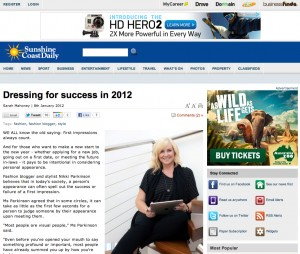 sunshine coast daily jan 8 2011