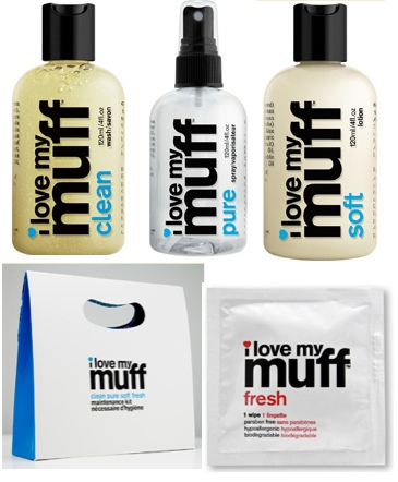 I love my muff kit $52.10