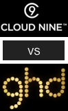 cloud nine vs ghd