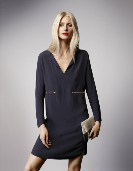 Trenery Spring 2011 campaign with Kirsty Hume