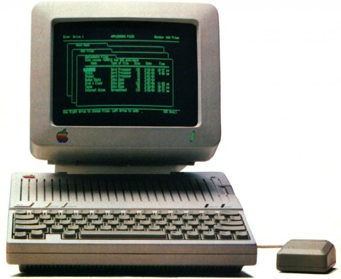 The Apple 2c ... yes we thought we were the shiz