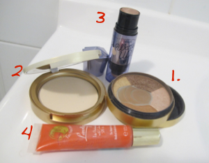 beauty products - get your glow on