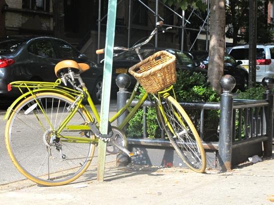 Neon bike? Yes please