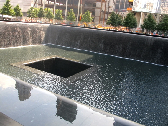 New York City must-do: visit the 9/11 Memorial