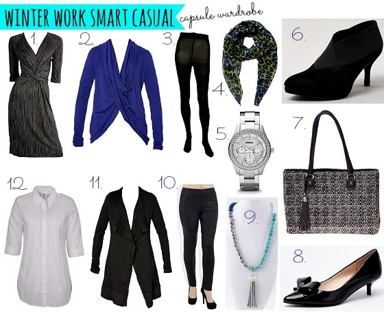 b6c93f9858dfc Wardrobe boot camp: how to dress smart casual for work in winter