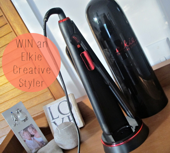Win an Elkie Creative Styler