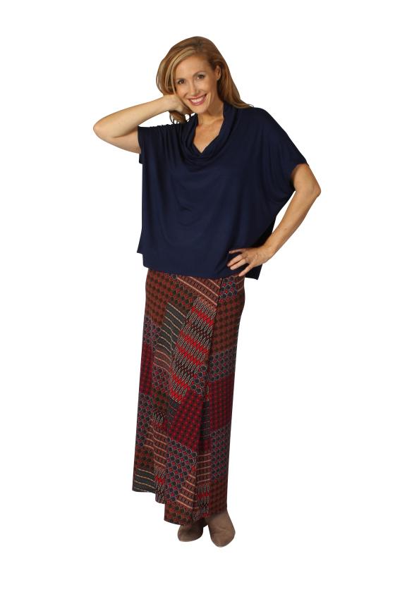 c19e787923 Verily bamboo square cowl top $72 | Verily Marrakesh Maxi $88
