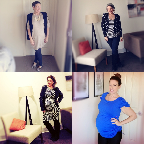What to wear when you are pregnant   Inspiration from iCurvy