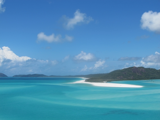 Whitsundays- Whitehaven Beach
