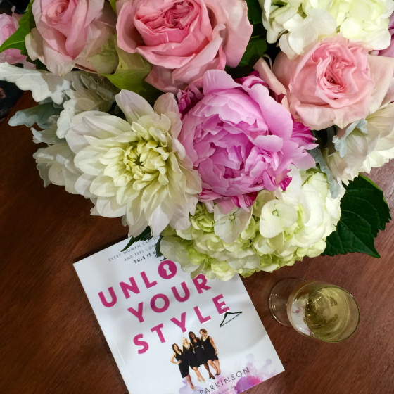 Unlock Your Style + peonies