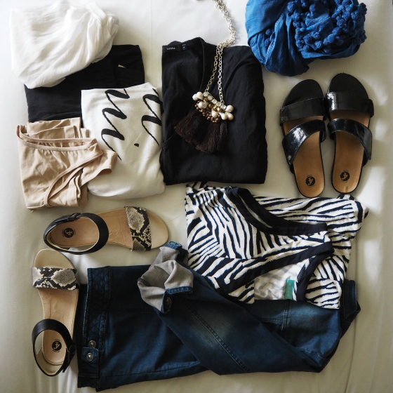 9 tips for packing for a trip away