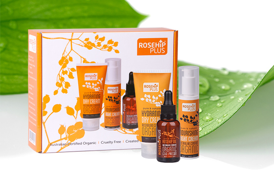 Rosehip Specialists Mother's Day giveaway