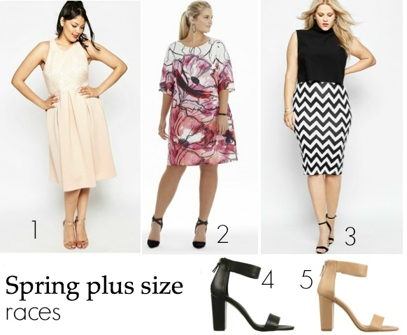 Plus size spring style for all occasions