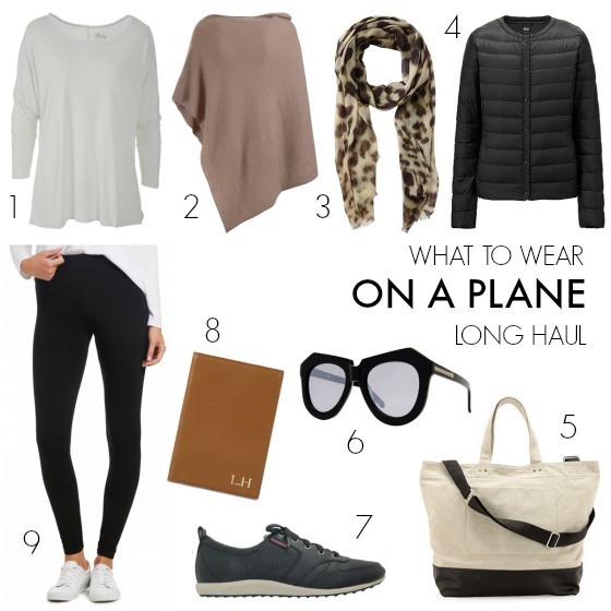 11 tips for what to wear on a plane