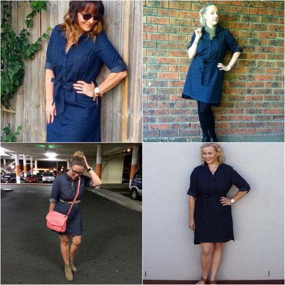 Katies denim frock | how to wear denim | @styleloving2 @almostposh @katypotaty @kirstenandco