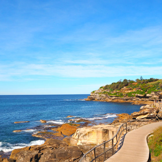 Bondi to Bronte coastal walk | 10 things to do in Bondi