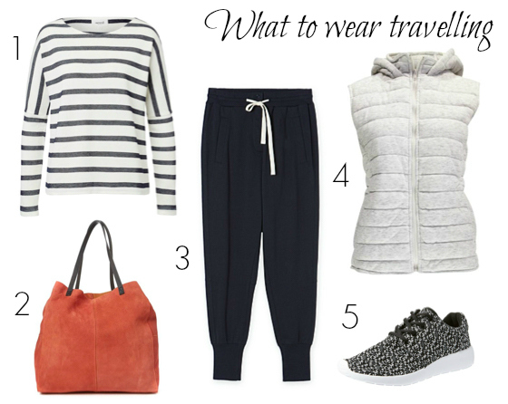 Styling You | What to wear travelling