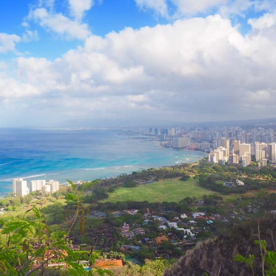 Diamond Head | 17 tips for travelling to Hawaii if you're a newbie
