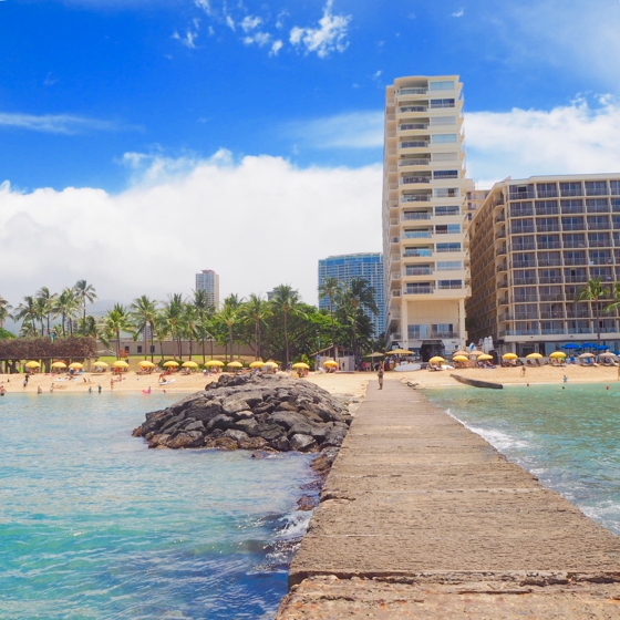 Outrigger Waikiki Shore | 17 tips for travelling to Hawaii if you're a newbie