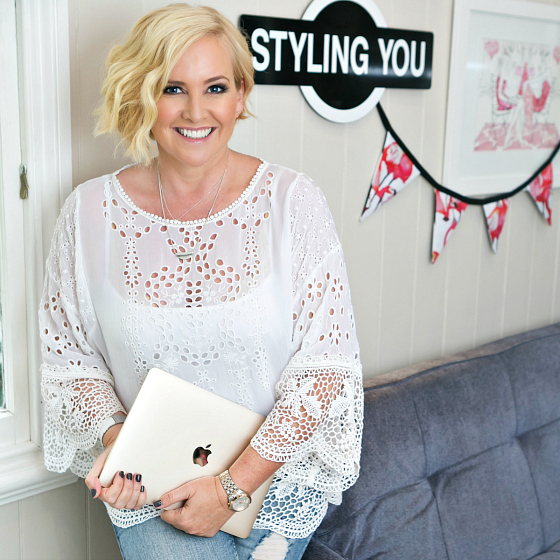 560 Styling You's Nikki Parkinson gets set to launch her first online style program