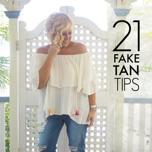21 fake tan tips | Styling You