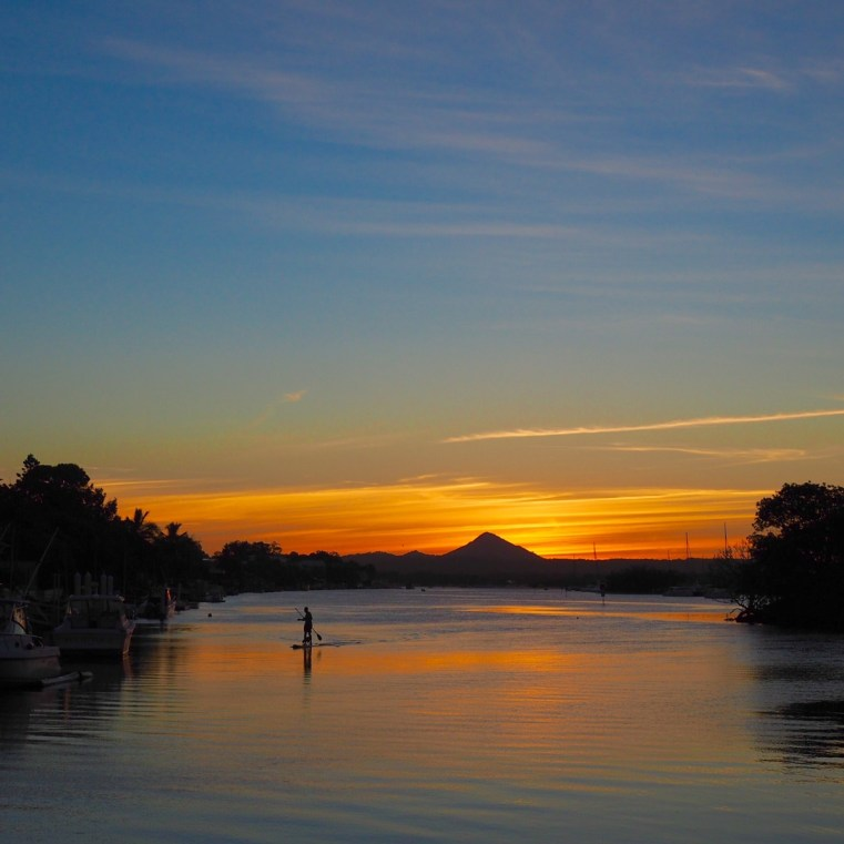 Noosa River sunset | 7 things not to miss when visiting Noosa