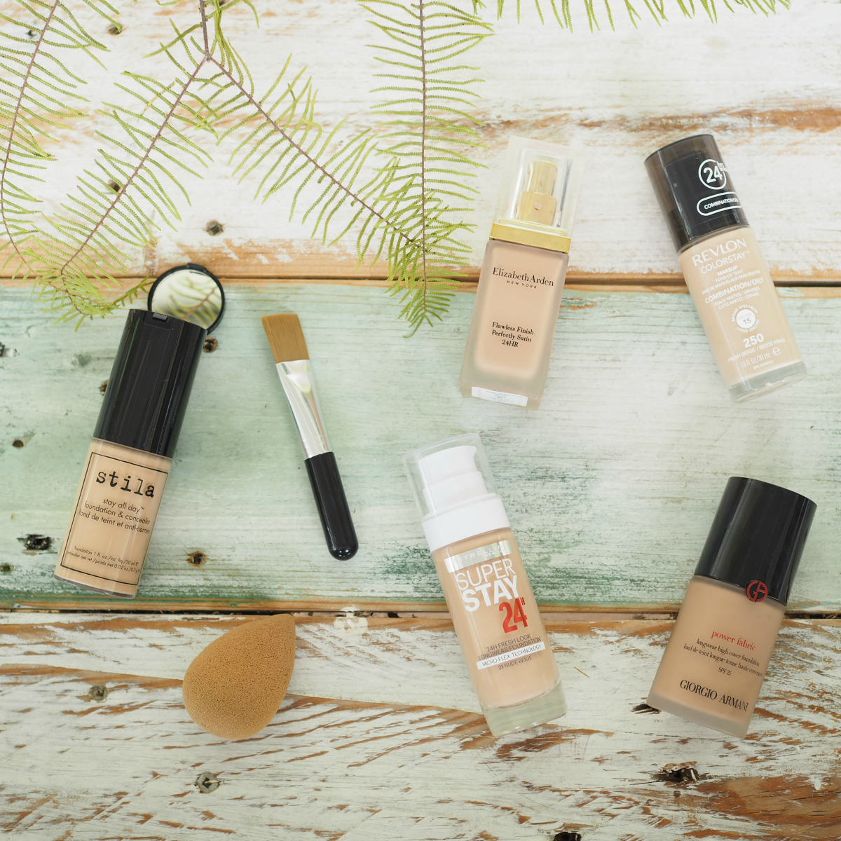 5 Foundations that won't slide off your face | Styling You