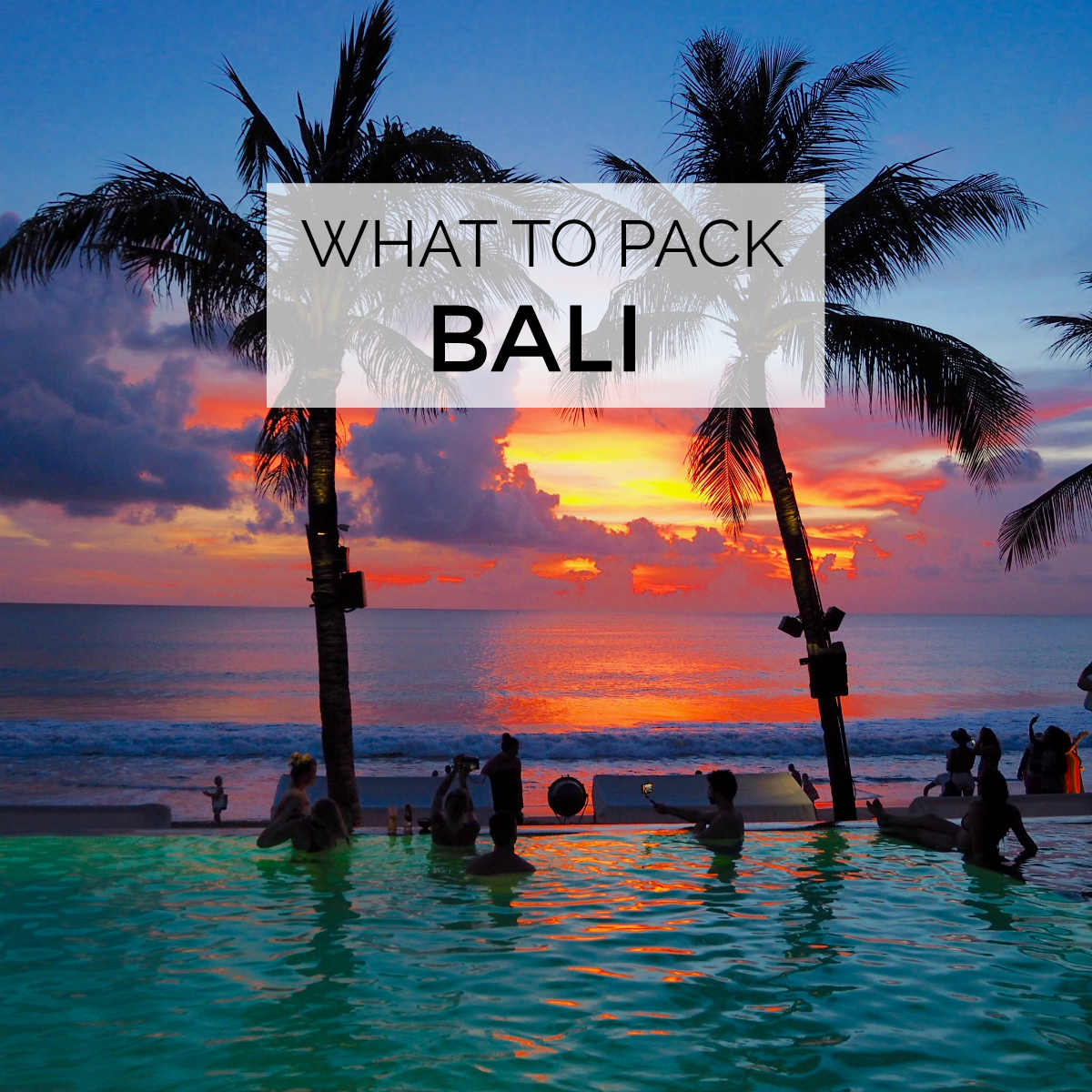 9 tips for how to pack and plan for a holiday in Bali | Styling You