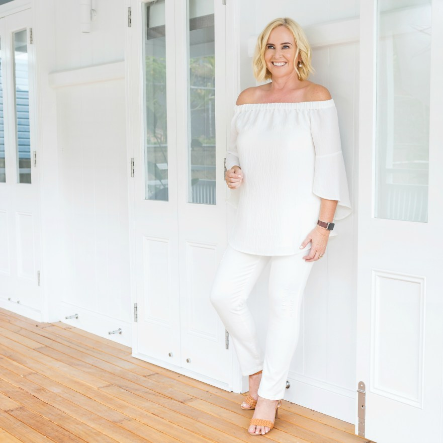 Motto top and pant | Nikki Parkinson | Styling You; photo by Sarah Keayes/The Photo Pitch