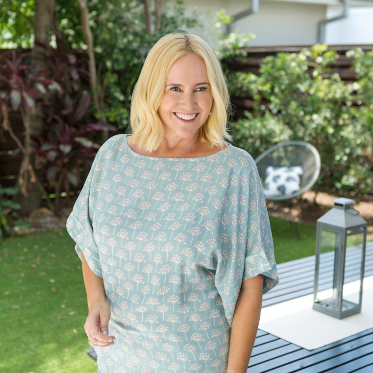 Hand picked by birds tunic top | Birdsnest | Nikki Parkinson of Styling You. Photo by Sarah Keayes/The Photo Pitch