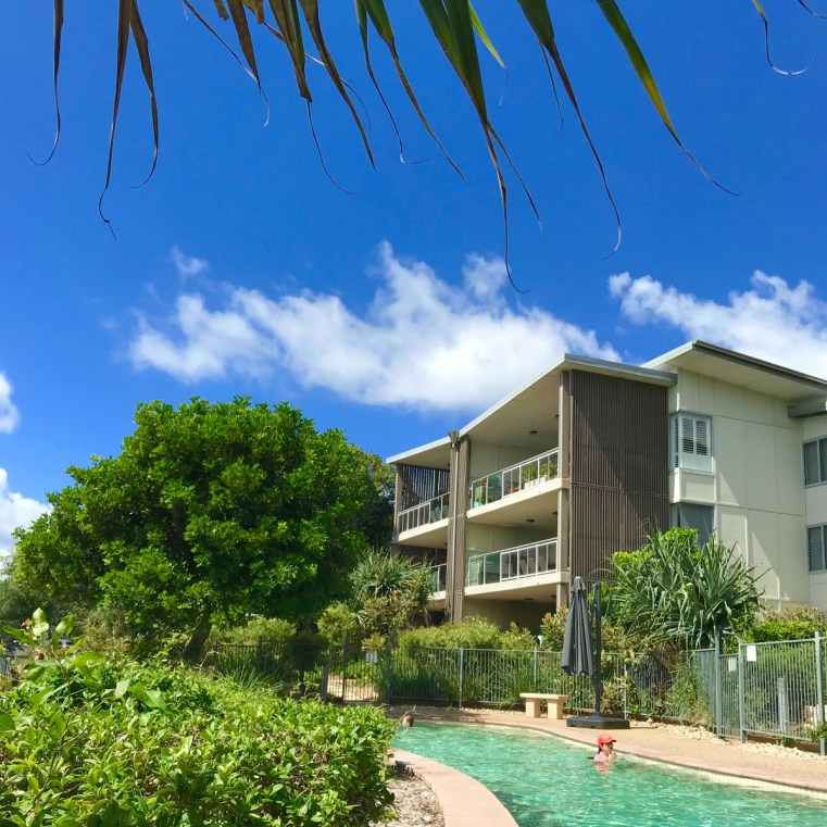 Waves Apartments Stradbroke Island Hotel Point Lookout North Stradbroke Island