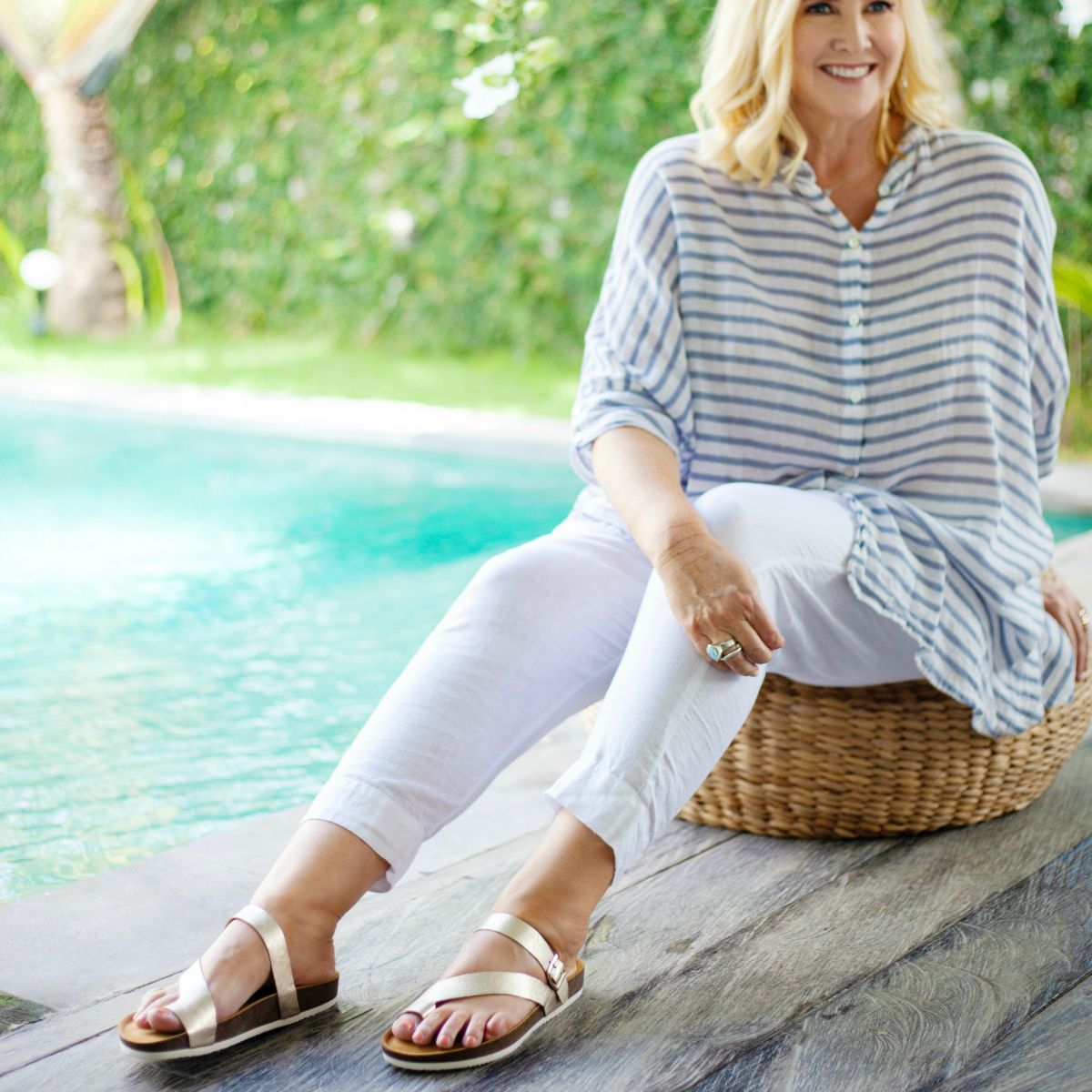 d97024bd966 Summer sandals that not only look good but are good for the health of our  feet