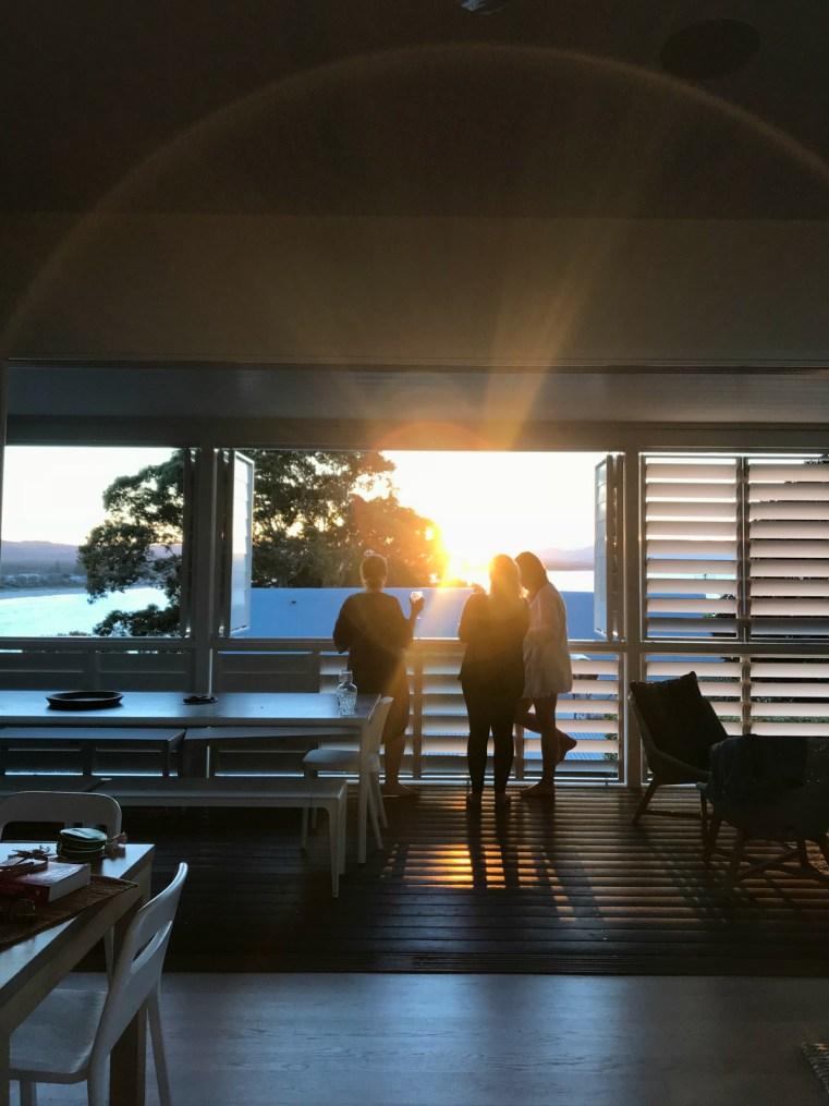 Girls weekend Ayindi Byron Bay