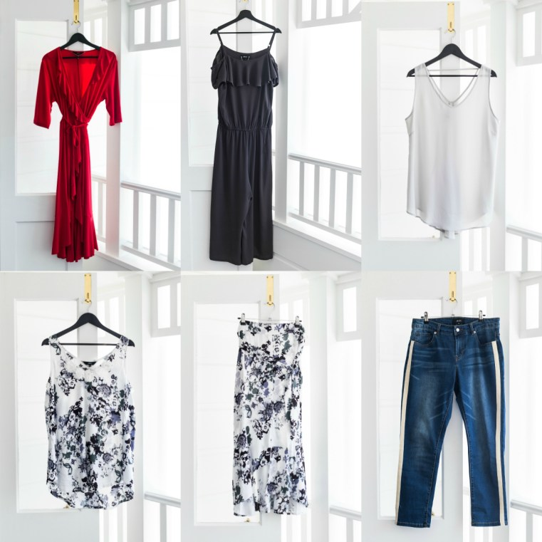 Motto spring travel capsule wardrobe