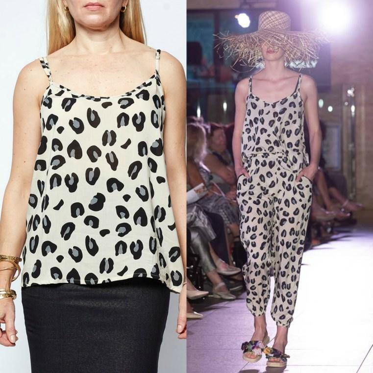 Hunt + Kelly Phoebe cami leopard | Hunt + Kelly Alicia pant leopard