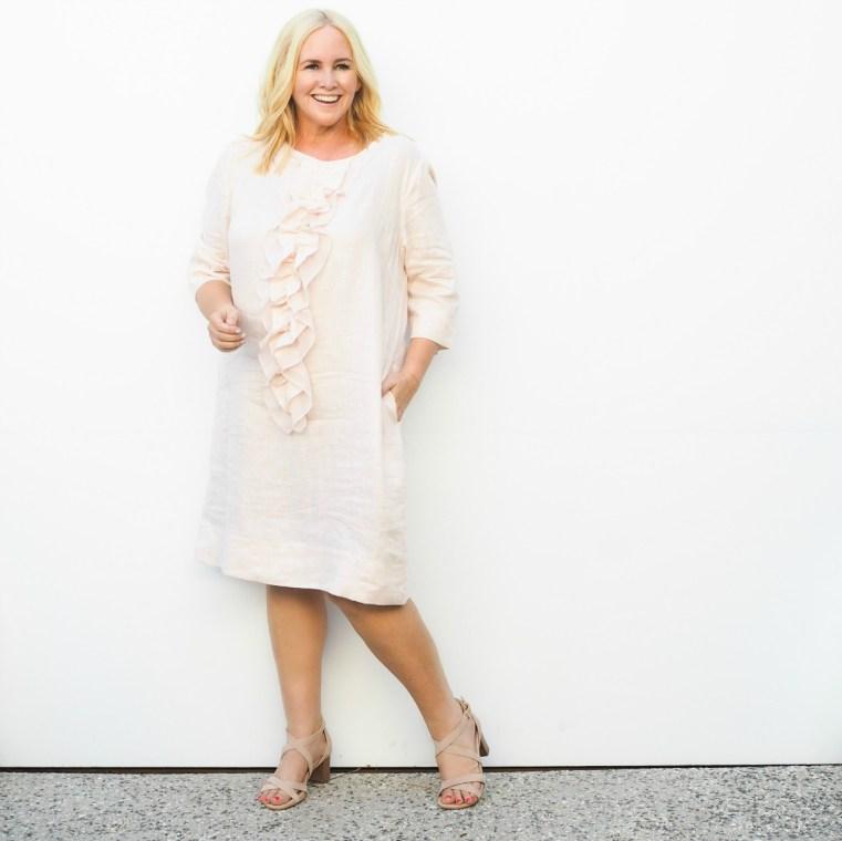 White Label Noba Wanderlust collection | Chloe dress | FRANKiE4 Footwear AMiE heels