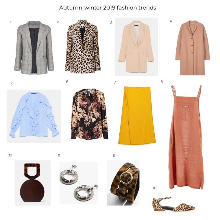 Autumn-winter fashion trends