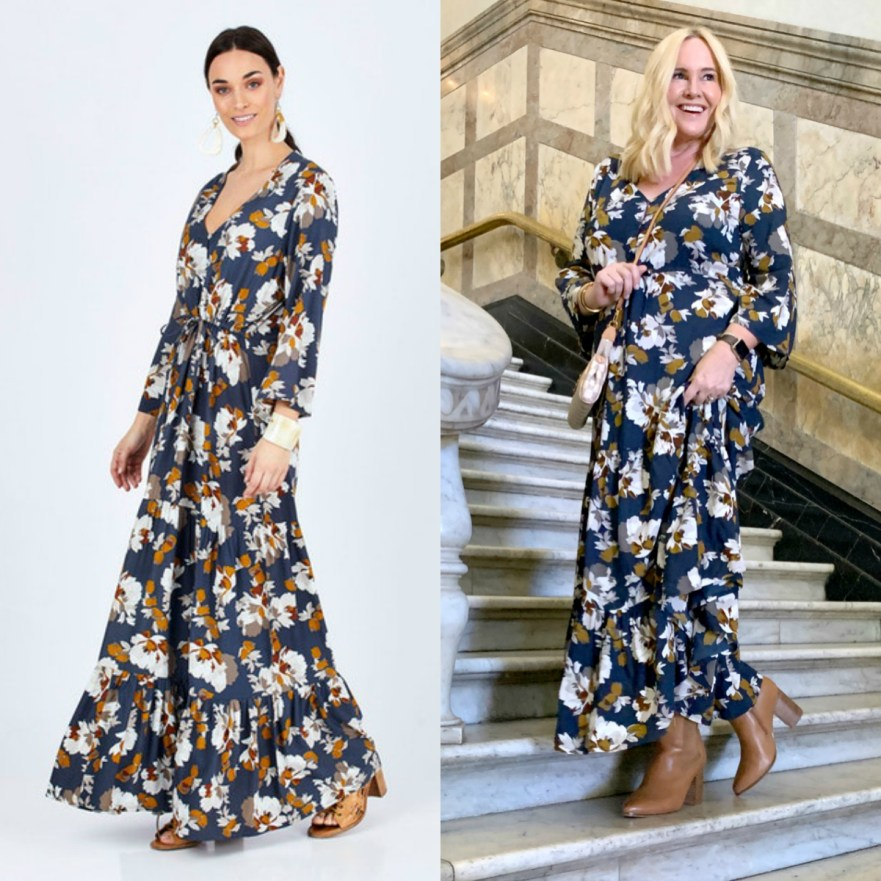 The Model and Me: boho bird autumn-winter 2019