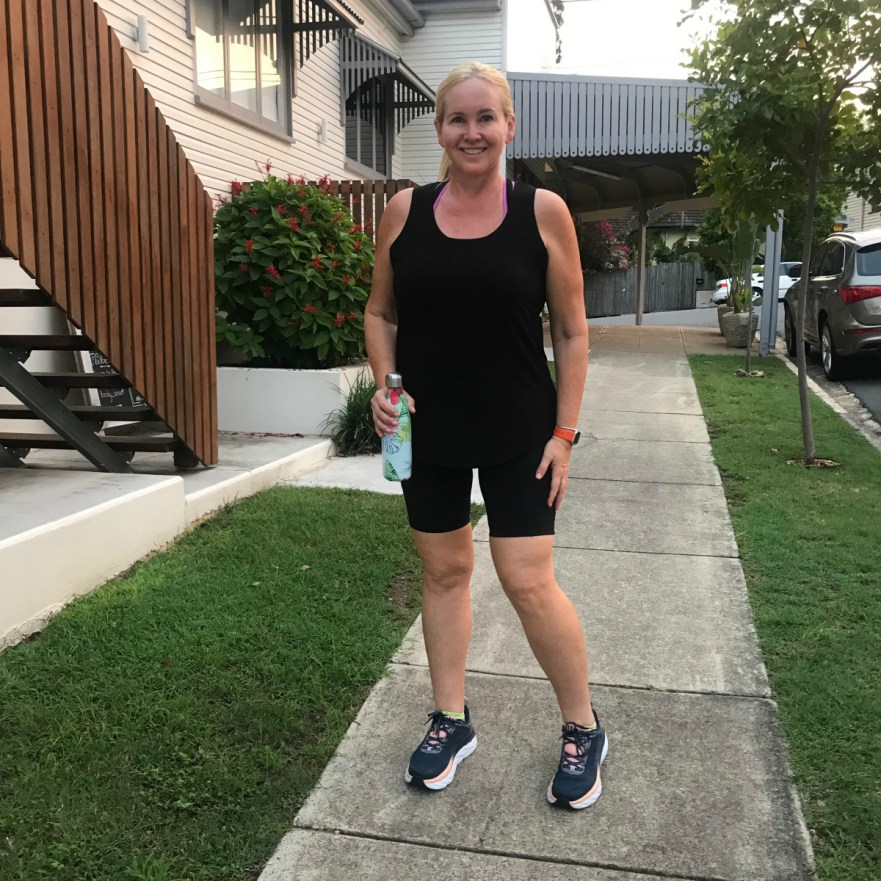 Why I've felt ashamed to write an update about my health story | Nikki Parkinson | Hashimotos | Nike mannequin